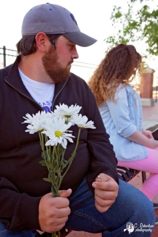 Dodge City Kansas Engagement Photography