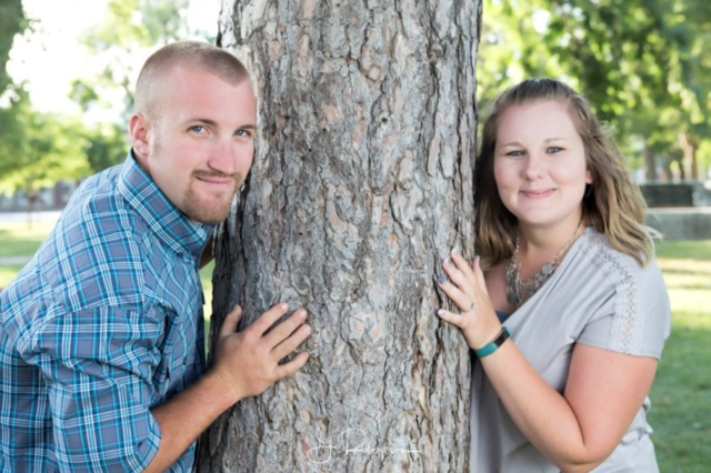 Garden City Kansas Engagement Photography